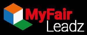 Logo MyFair Leadz für Footer